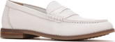 Hush Puppies - WREN LOAFER IVORY LEATHER