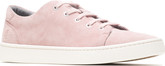 Hush Puppies - JETTA LACEUP PALE ROSE SUEDE