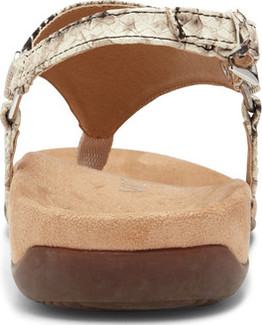 379ee7b4666fec KIRRA NATURAL SNAKE - Quarks Shoes