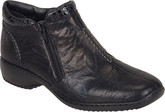 Rieker - OTTAWA BLACK ANKLE BOOT