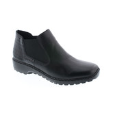 Rieker - BLACK ANKLE BOOT
