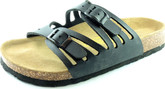 Black Biofeet Sandals on Sale at Quarks Shoes