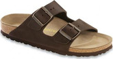 Ladies Birkenstock Arizona Soft  Havana