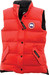 Ladies Canada Goose Freestyle Vest Red