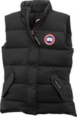 Ladies Canada Goose Freestyle Vest Black