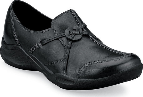 b227219a3 Clarks Shoes - Wave Run Black Clarks Shoes for Ladies at Quarks