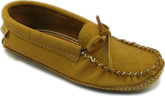 Ladies Eugene Cloutier Slipper Brown