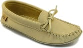 Ladies Eugene Coutier Slipper Tan
