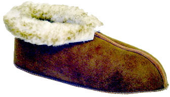 Mens Lambskin Specialties Sheepskin Slipper