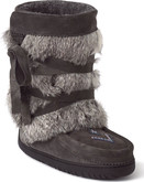 Manitobah Short Wrap Mukluks at Quarks Shoes