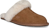 Ladies Ugg Scuffette Chestnut