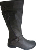 Ladies Vangelo Tall Flat Boots - Buy Online