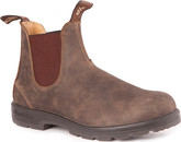 Comfortable Blundstone 585 Rustic Brown Boots