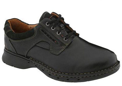 Clarks Unravel Mens Shoes