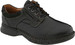 Soft and Comfortable Unravel Black Shoes by Clarks