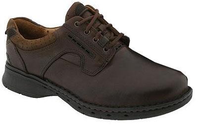 Clarks Unravel Mens Shoes