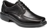 Mens Ecco Helsinki Lace Up Black