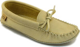 Mens Eugene Cloutier Slipper Tan