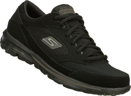 c08e9586d241 ON THE GO ROOKIE BLACK - Quarks Shoes