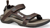 Mens Teva Tanza Brown
