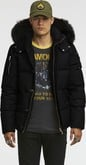 Moose Knuckles - M 3Q JACKET BLACK-BLACK