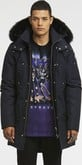 Moose Knuckles - STIRLING PARKA NAVY-BLACK