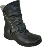 Vangelo - SHORT FLAT SIDE ZIP BOOT