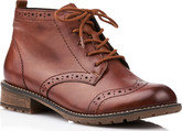 Remonte - TAN BROGUE BOOT
