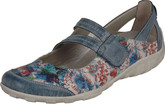 Gorgeous Remonte's Floral Mary Jane Women's Leather Shoes