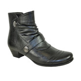 ANKLE BOOT W/ BUCKLE