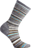 Smartwool - ETHNO GRAPHIC CREW LIGHT GREY