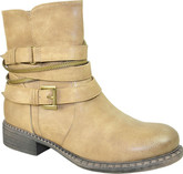 Vangelo - LOW BOOT WITH STRAP