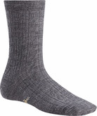 Smartwool - CABLE II MEDIUM GREY
