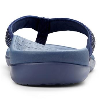 87f25bfb876e TIDE RHINESTONES NAVY - Quarks Shoes
