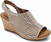 Rockport - PERFORATED SLING NUDE-WIDE