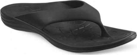 d5e15ad336f LYNCO FLIP FLOP BLACK - Quarks Shoes