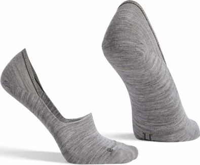 Smartwool - WOMEN'S HIDE AND SEEK NO SHOW CHARCOAL