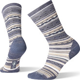 Smartwool - ETHNO GRAPHIC CREW DARK BLUE