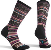 Smartwool - ETHNO GRAPHIC CREW BLACK MEADO