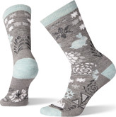 Smartwool - W BUNNY SLOPE CREW MED GREY
