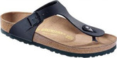 Birkenstock - GIZEH BLACK NARROW