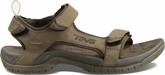 Teva - TANZA LEATHER BROWN