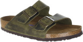 Birkenstock - ARIZONA SOFT JADE OILED NORMAL