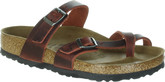 Birkenstock - MAYARI RED OILED LEATHER NORMA