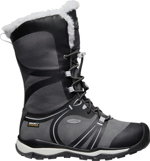KEEN - YOUTH TERRADORA WINTER WATERPROOF RAVEN