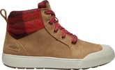KEEN - ELENA MID THRUSH PLAID