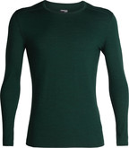 Ice Breaker - MENS 200 OASIS LS CREW IMPERIA