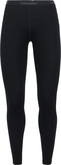 Ice Breaker - WOMENS 260 TECH LEGGINGS BLACK