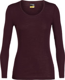 Ice Breaker - WOMENS 175 EVERYDAY LS SCOOP V