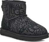 Ugg - CLASSIC MINI SPARKLE GRAFFITI